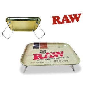 Raw Metal Lap Tray XXL